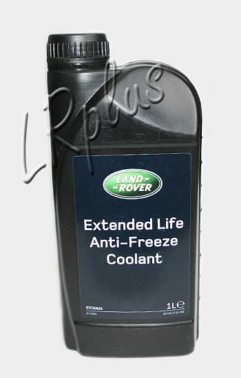 Антифриз LAND ROVER Extended Life Anti-Freeze Coolant (1л)